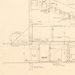 Architectural Drawing- Longitutinal Elevation- Broadway Fayetteville