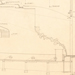 Architectural Drawing - Longitudinal Section at & Auditorium - Lexington Carolina Theater