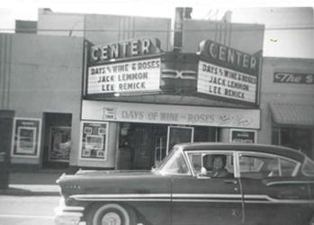 1960'S Movie Theater